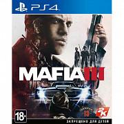 Mafia III (PS4) Б/У (+карта мира) Без торга и обмена Алматы