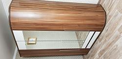 Шкаф модульный в идеальном состоянии Костанай