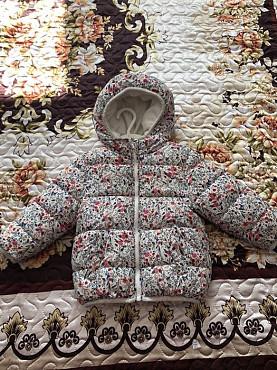 Куртка для девочки Заречное