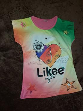 Новые футболки Тараз