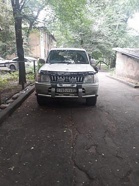 Тойота Прадо Алматы