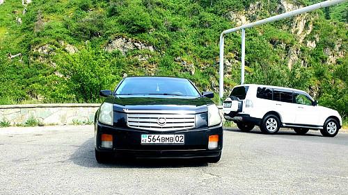 Cadillac CTS Алматы