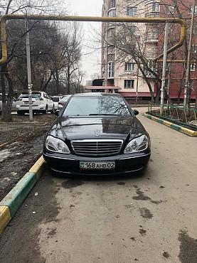 Mercedes-Benz S600 Алматы