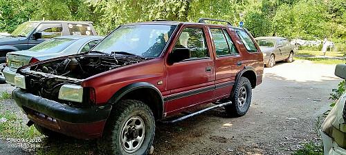 Продам Opel Frontera Алматы