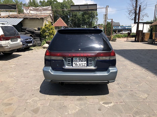 Subaru legasy 2.5 атмо! Алматы