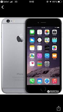 Продам айфон 6 (64гб) space grey 60000 тг Жезказган