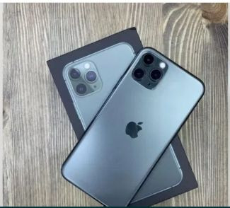 APPLE iPhone 11 Pro Max, 256gb Green // айфон 11 256гб .. Зелёный. %35 Алматы