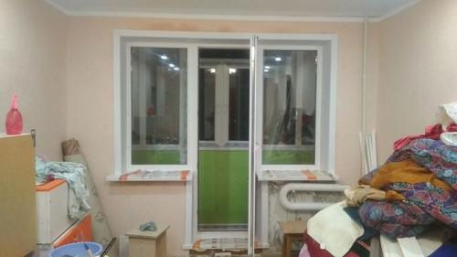 Окна балконы (с отделкой) сетки решетки откосы быстро и недорого Темиртау
