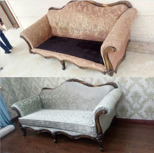 Перетяжка и реставрация мягкой мебели Атырау