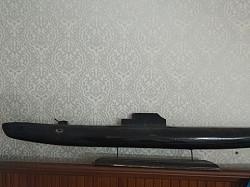 Подводная лодка Жезказган