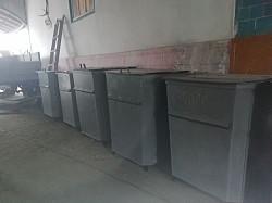 Мусорные контейнера Талдыкорган
