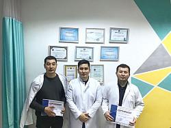Массаж Хиджама Гирудотерапия курс Кызылорда