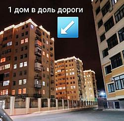 """Продам 1 кв в """"ЖК ДӘУЛЕТ"""" 31мкр 12 дом Актау"""
