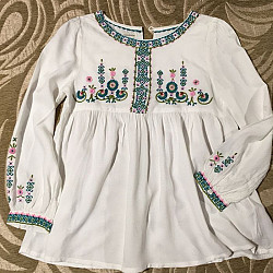 Рубашки, туники на девочку Алматы