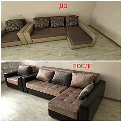 Перетяжка мягкой мебели Темиртау