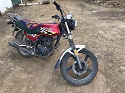Мотоцикл Степногорск