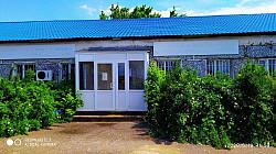 Продам базу, на 9 квартале, с офисом и торговой площадью Жезказган