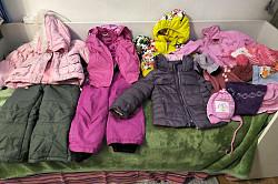 Пакет детской верхней одежды на 4-5 лет Алматы