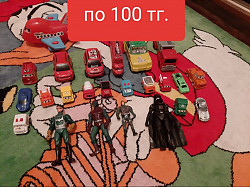 Продам игрушки Тараз