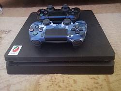 Продаю PS4 slim в хорошем состоянии за 140к, торг уместен Актау