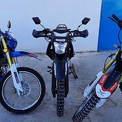 Мотоцикл Кызылорда
