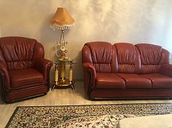 Диван и кресло Актобе