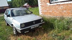 Продам Фольксваген Гольф 2 Усть-Каменогорск