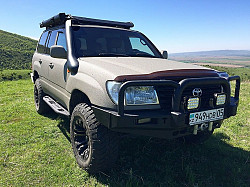 Toyota Land Cruiser 2003 года Алматы