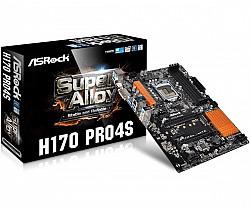 Asrock h170m pro4s + i5 6400 Караганда