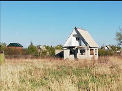 Продам землю 12 соток с домиком на Зерединской трассе Кокшетау