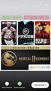 Игры на PlayStation 4/3 PS4/3 пс4/3 UFC3,FIFA19,GTA Караганда
