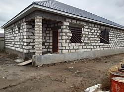 Продается недостроенный дом мкр. Балауса Атырау