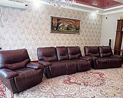 Кожаный диван Шымкент