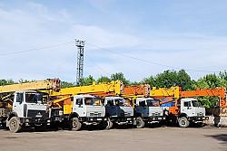 АРЕНДА/УСЛУГИ АВТОКРАН 12-40 тонн (спецтехника) Ивановец, Zoomlion Алматы