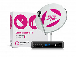 Телекарта спутниковое телевидение с установкой Нур-Султан