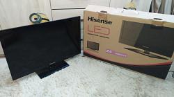 Телевизор Hisense 24 Нур-Султан