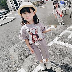 Стильный комплект для девочек Алматы