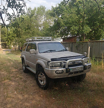Машина Алматы
