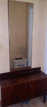 Трюмо со съемным зеркалом продам Алматы