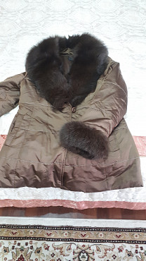 Куртка зимняя женская Алматы