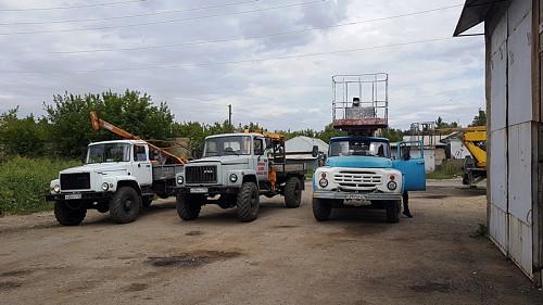 Услуги Автовышки от 14 до 25 метров Усть-Каменогорск