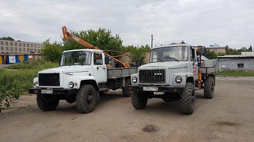 Услуги Ямобура БКМ Усть-Каменогорск