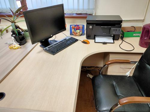 2 шкафа, 2 стола, 2 тумбочки Алматы