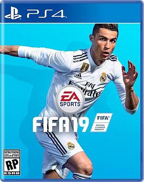 Игра для ps4 FIFA 2019 Костанай
