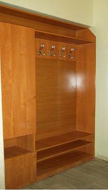 Шкаф для прихожей почти новый Жезказган