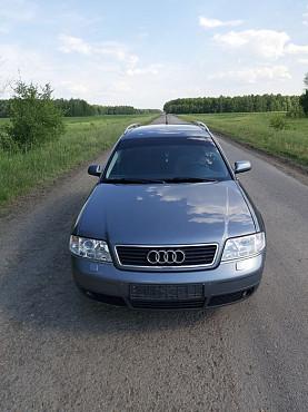 Audi A6 C5 Петропавловск