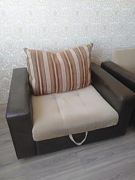 Продам мини-диван и кресло Кокшетау