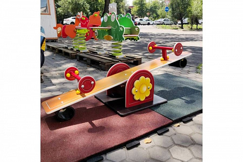 Качалка-балансир переносной ИО 114 Алматы