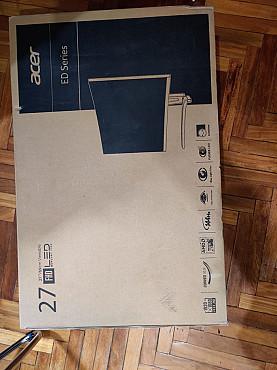 "Монитор 27"" Acer 144 Hz ED273Awidpx Алматы"
