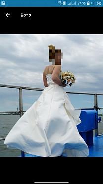 Продам Свадебное платье от Helena Nabokina Темиртау